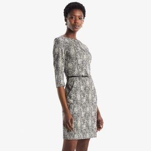 M.M. Lafleur The Etsuko Dress—Crackle Size 0